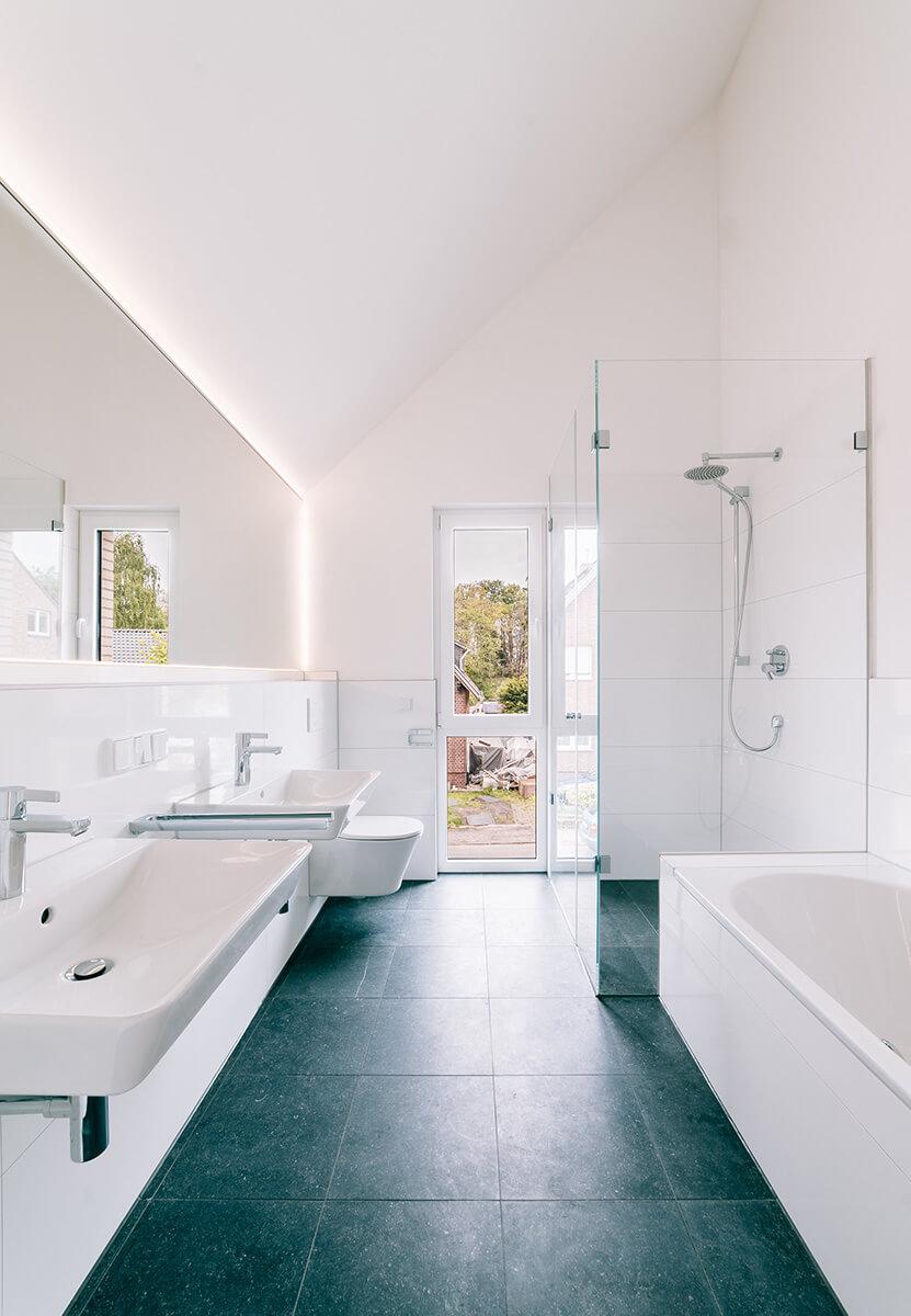 Modernes Badezimmer von Fairbranding
